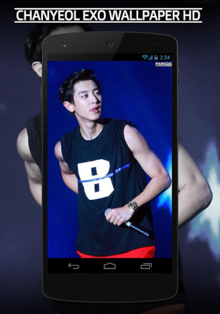 About Chanyeol Exo Wallpaper Hd Kpop Google Play Version