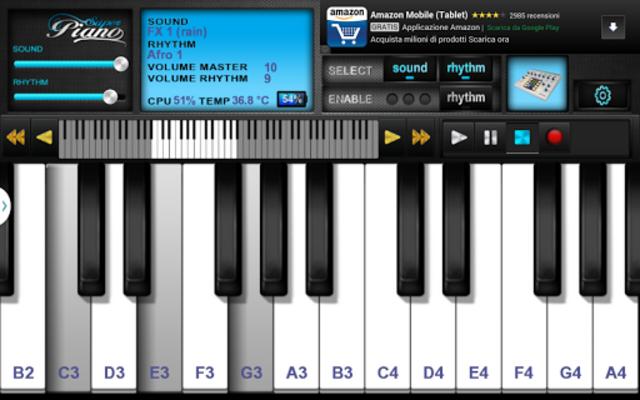 Super Piano FREE HD screenshot 3