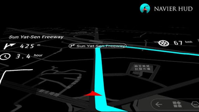 Navier HUD 3 screenshot 2