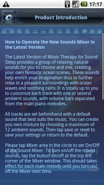 Sound Sleep Deluxe Edition(MT) screenshot 8