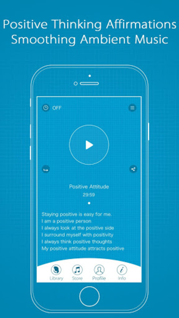 Subliminal Work -Positive Thinking Affirmations screenshot 2