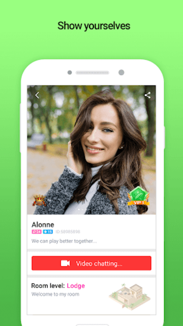 uChat - Video Chat Room & Meet New People screenshot 2