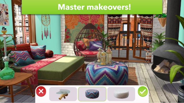 Home Design Makeover screenshot 5