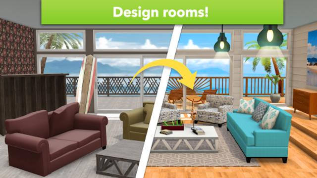 Home Design Makeover screenshot 6