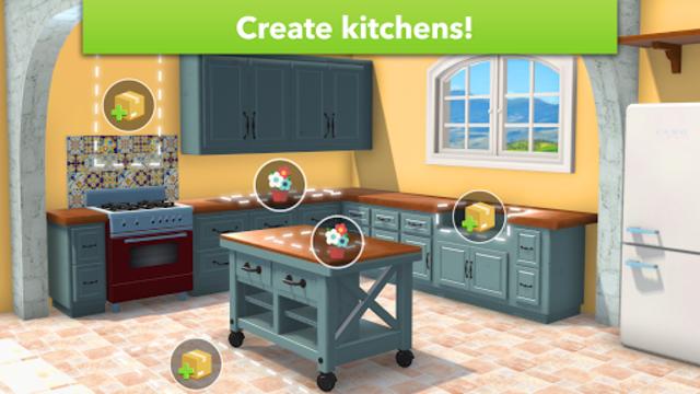 Home Design Makeover screenshot 3