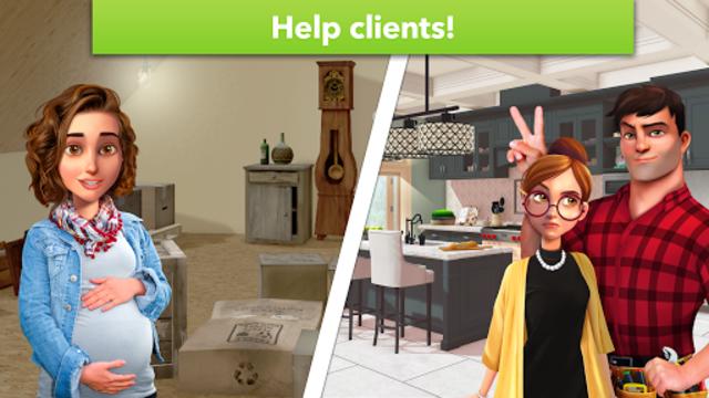 Home Design Makeover screenshot 4