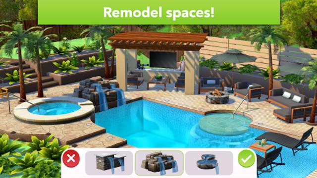 Home Design Makeover screenshot 17