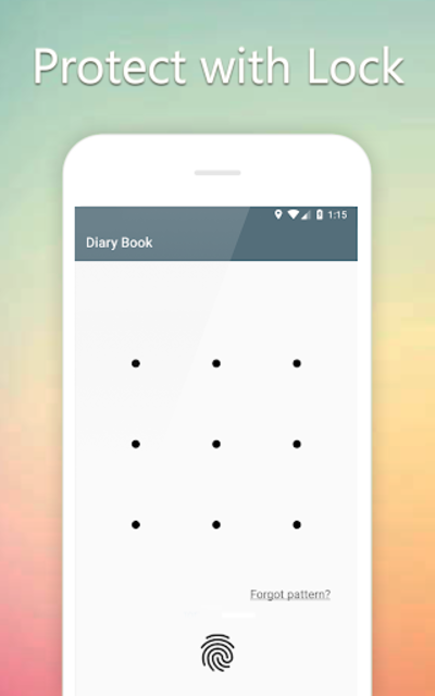 Diary Book - Journal With Lock, Photos, Themes screenshot 2