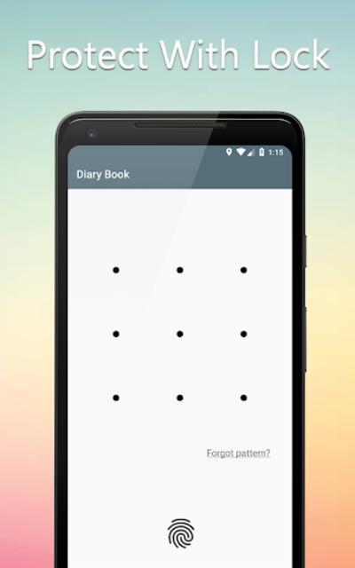 Diary Book - Journal With Lock, Photos, Cloud Sync screenshot 5