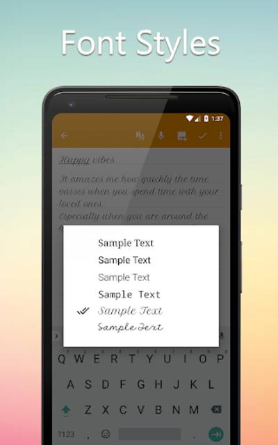 Diary Book - Journal With Lock, Photos, Cloud Sync screenshot 7