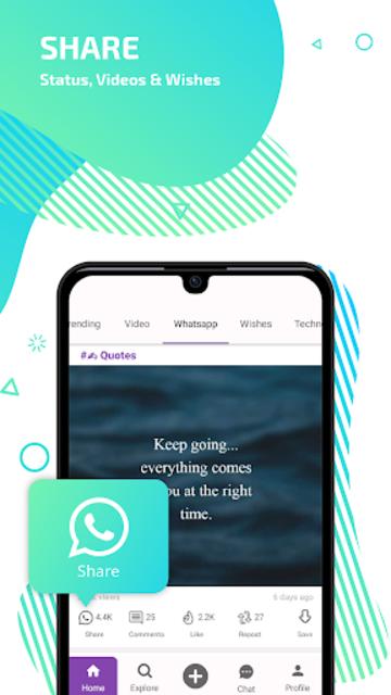About Sharechat Make Friends Whatsapp Status Videos Google