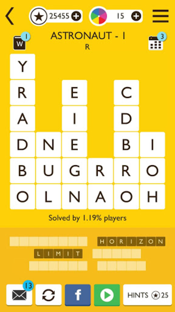 Word Trek - Word Brain streak - hand made puzzles screenshot 2