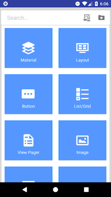 Awesome Android - UI Libraries screenshot 1