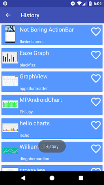 Awesome Android - UI Libraries screenshot 7