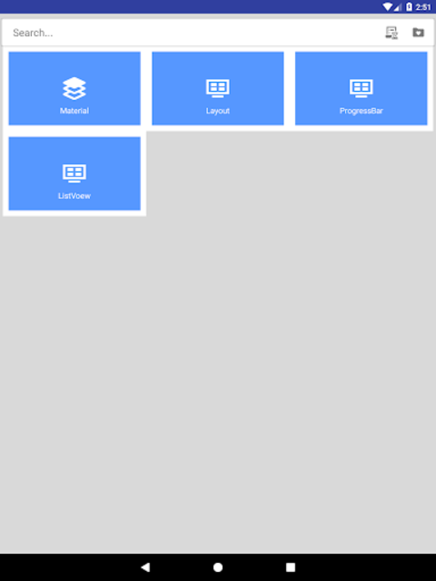 Awesome Android - UI Libraries screenshot 9