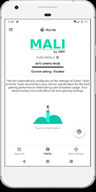 Gamers GLTool Free with Game Turbo & Game Tuner screenshot 2