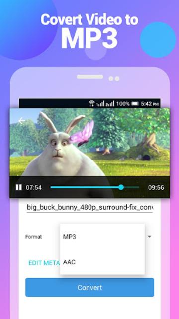Video to MP3 Converter Pro screenshot 4