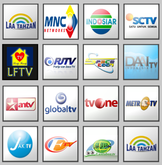 TV Indonesia :  direct & replay (All Channels) screenshot 7