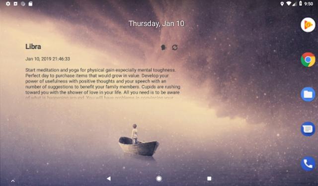 Horoscope Widget screenshot 7