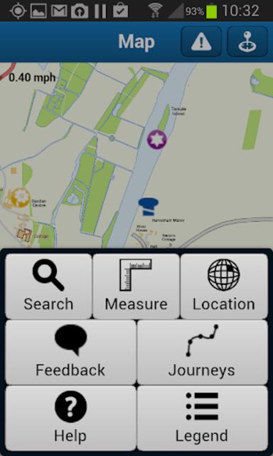 WaterNav Grand Ring screenshot 4