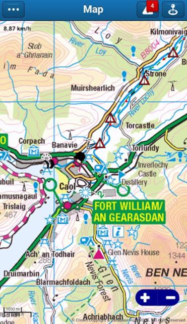 Scottish Highlands screenshot 3