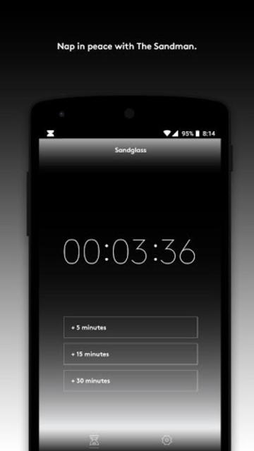 Sandglass — Nap Alarm + Timer screenshot 4
