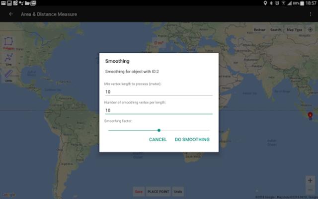 UTM Geo Map screenshot 12