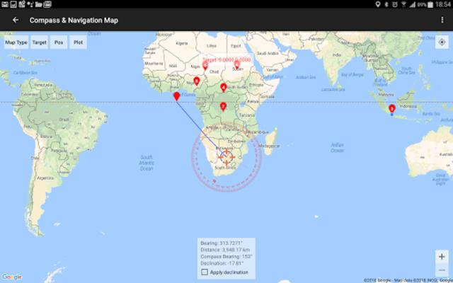 UTM Geo Map screenshot 14