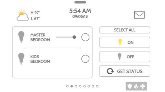 IQ Panel screenshot 2