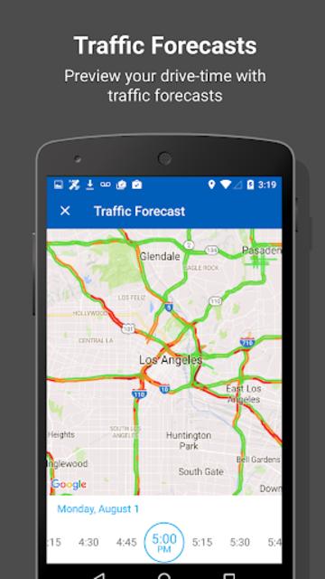 INRIX Traffic Maps & GPS screenshot 6