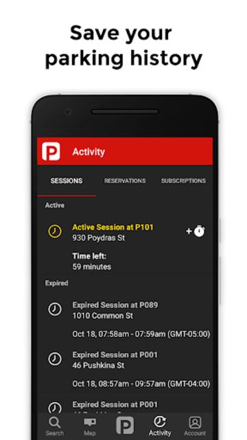 Premium Parking screenshot 5
