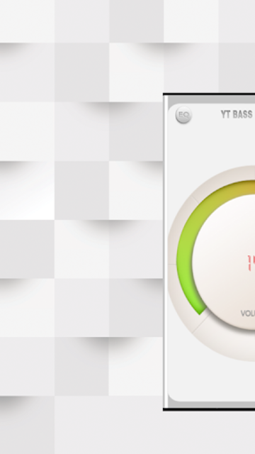Bass Booster for Tube Pro screenshot 1