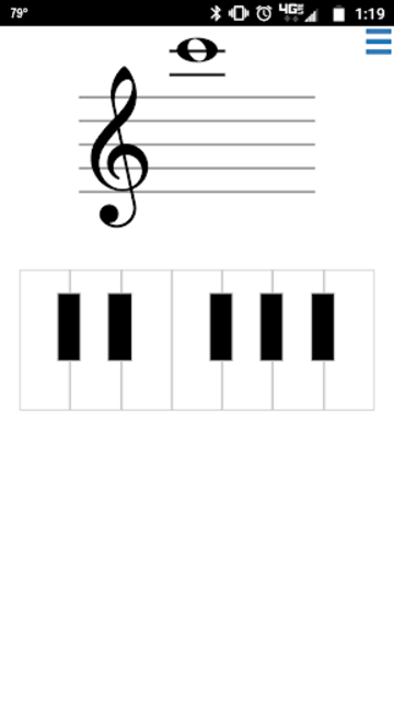 Free Music Flash Cards screenshot 1