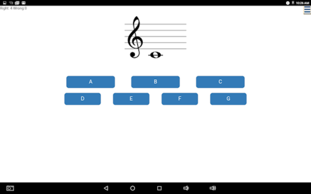 Free Music Flash Cards screenshot 9