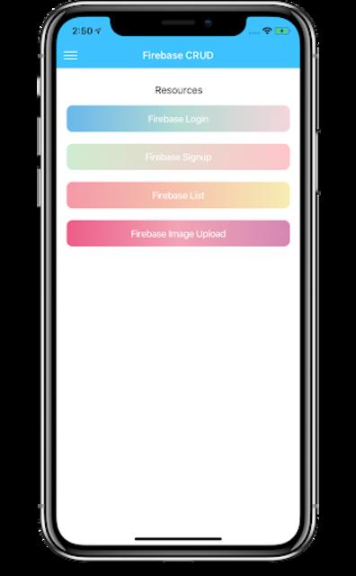 Ionic 5 Starter App screenshot 3