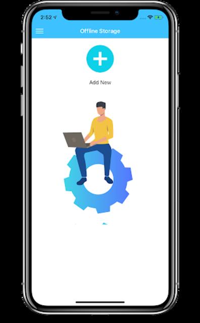 Ionic 5 Starter App screenshot 5