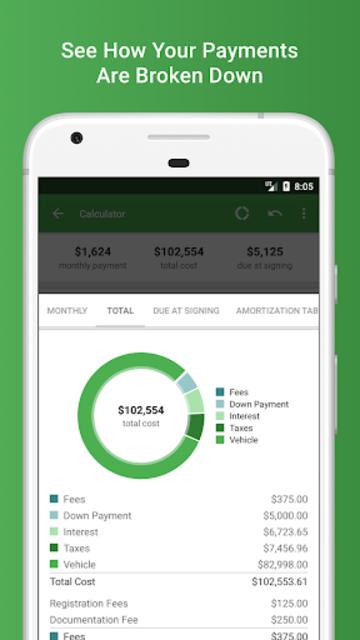 Car Loan Calculator App >> About Carculator Car Loan Calculator Car Shopping App