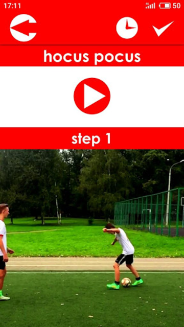 Footwiz - Football feints screenshot 3