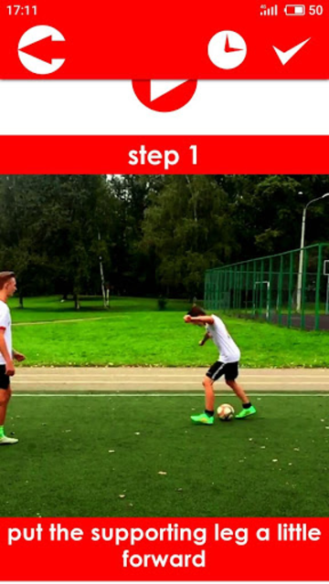Footwiz - Football feints screenshot 4