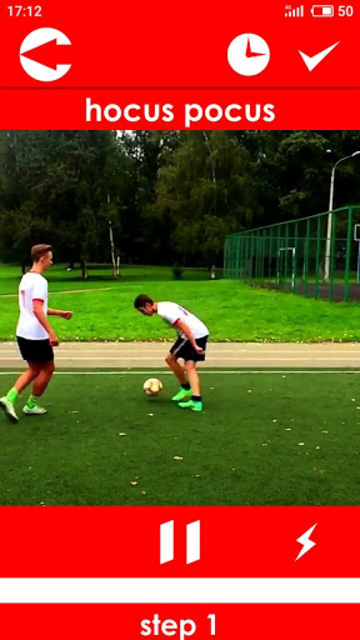 Footwiz - Football feints screenshot 5
