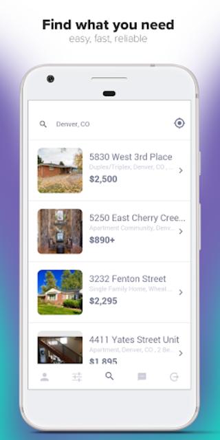 Rentbits - Apartments & Houses For Rent screenshot 1
