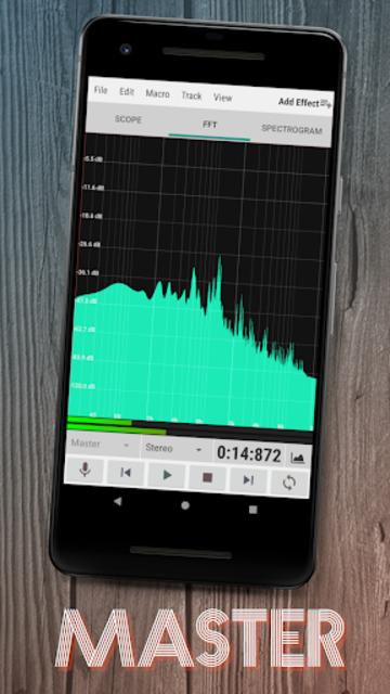 WaveEditor for Android™ Audio Recorder & Editor screenshot 2