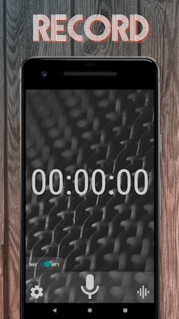 WaveEditor for Android™ Audio Recorder & Editor screenshot 3