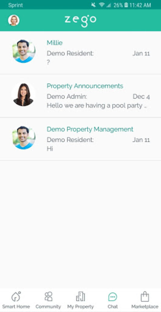 Zego Resident App screenshot 6