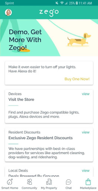Zego Resident App screenshot 7
