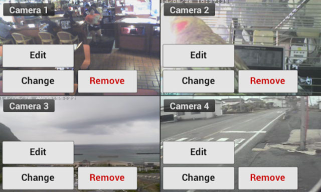 Viewer for ICam IP cameras screenshot 8