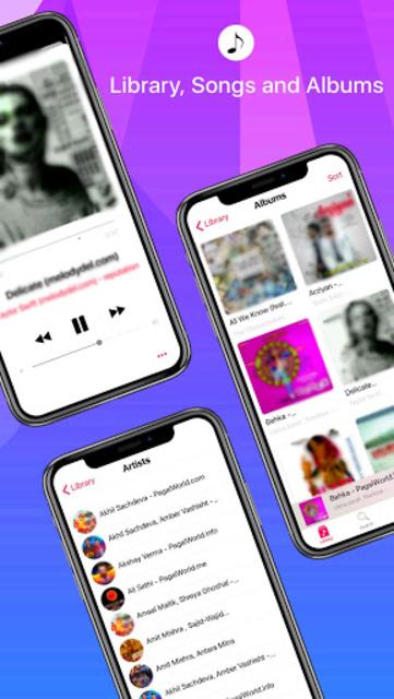 iMusic OS 12 - iPlayer (i.Phone X) screenshot 4