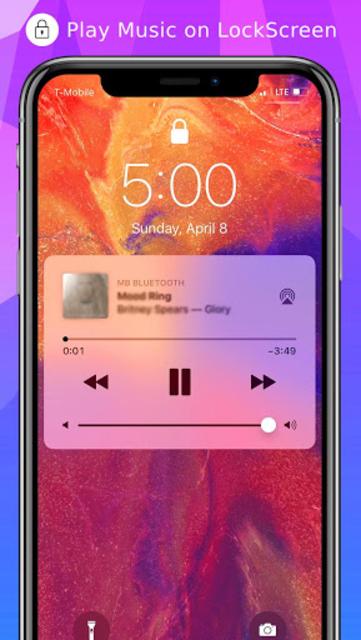 iMusic OS 12 - iPlayer (i.Phone X) screenshot 11