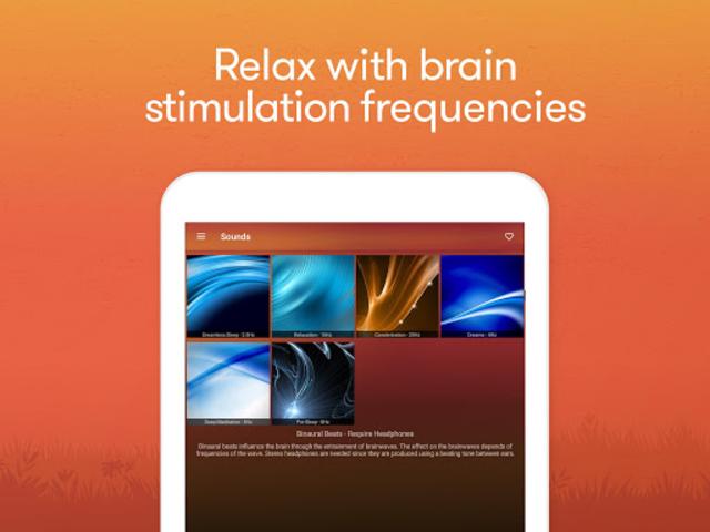 Meditation & Relaxation Music: Calm Sleep Sounds screenshot 6