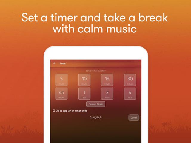 Meditation & Relaxation Music: Calm Sleep Sounds screenshot 8